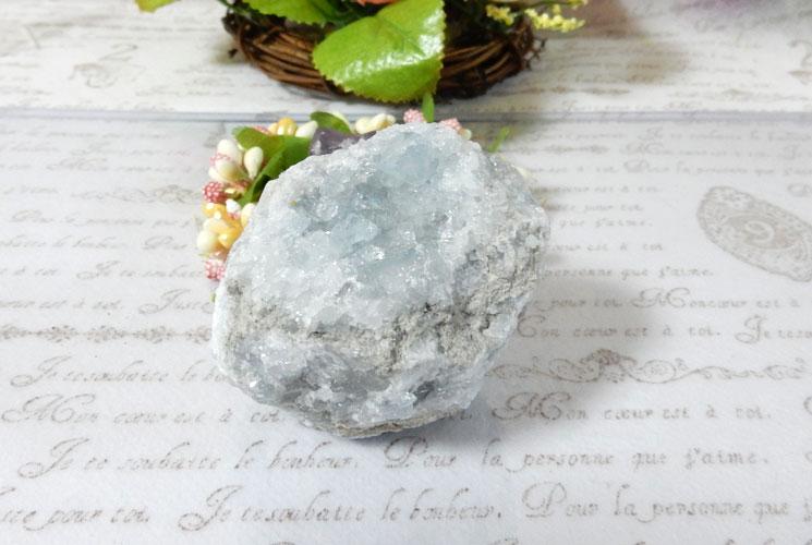 マダガスカル産セレスタイト 原石
