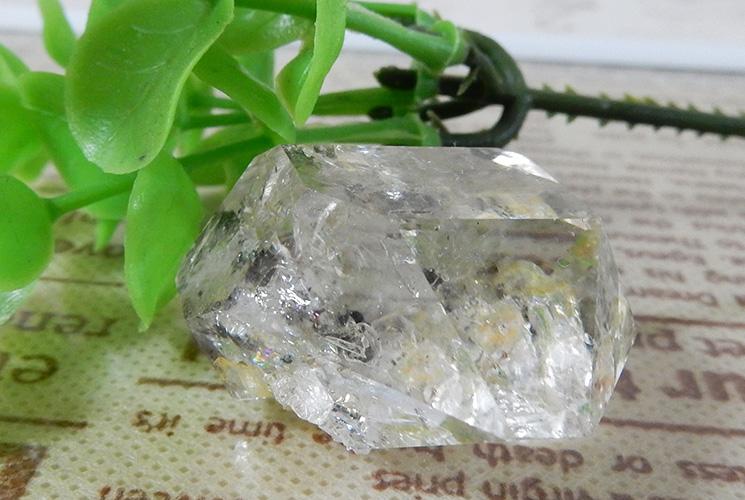 ニューヨーク産ハーキマーダイヤモンド 原石-0