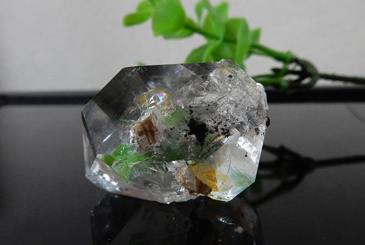 ニューヨーク産ハーキマーダイヤモンド 原石-1