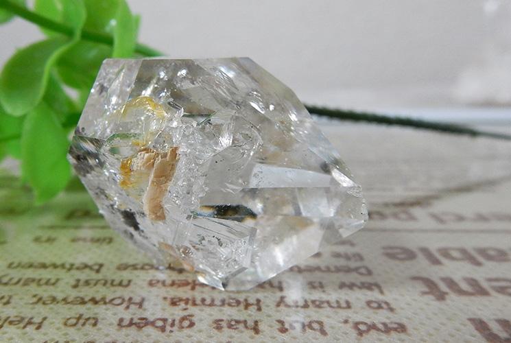 ニューヨーク産ハーキマーダイヤモンド 原石-2