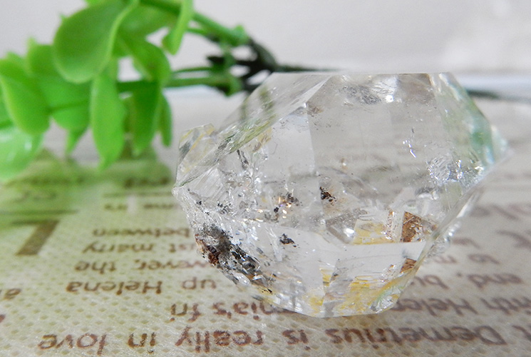 ニューヨーク産ハーキマーダイヤモンド 原石-3