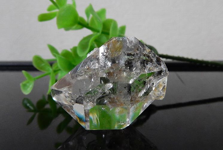 ニューヨーク産ハーキマーダイヤモンド 原石-7