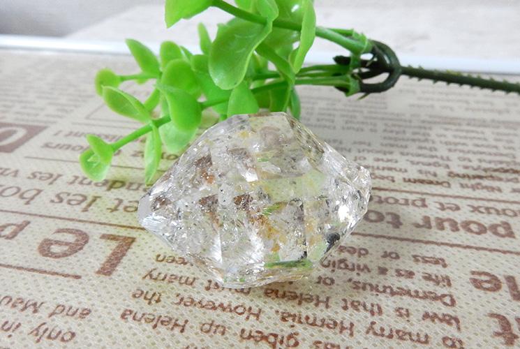 ニューヨーク産ハーキマーダイヤモンド 原石