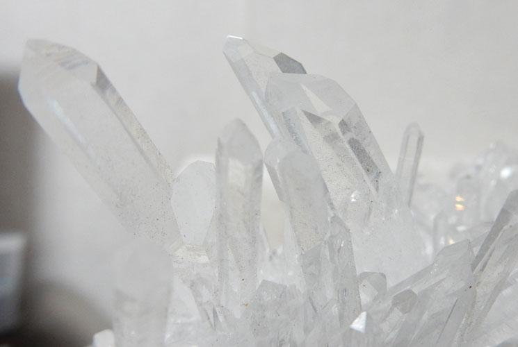 四川省産水晶クラスター-2