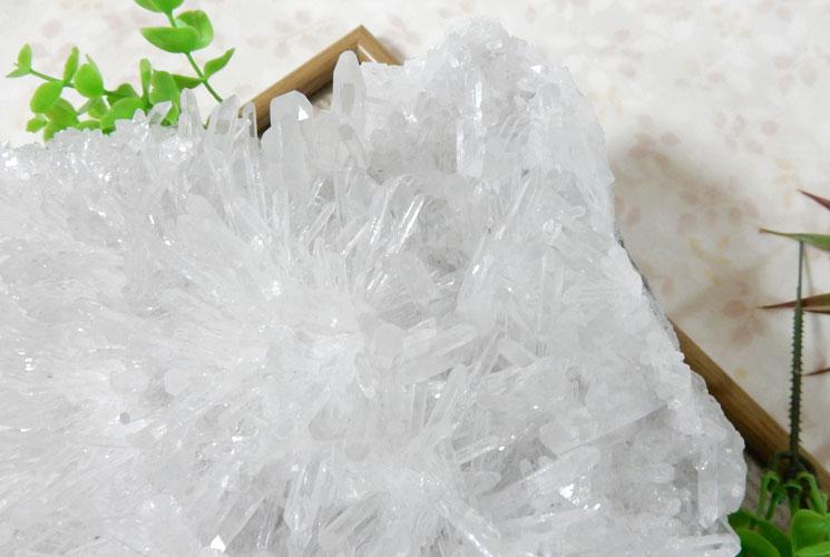 四川省産水晶クラスター-5
