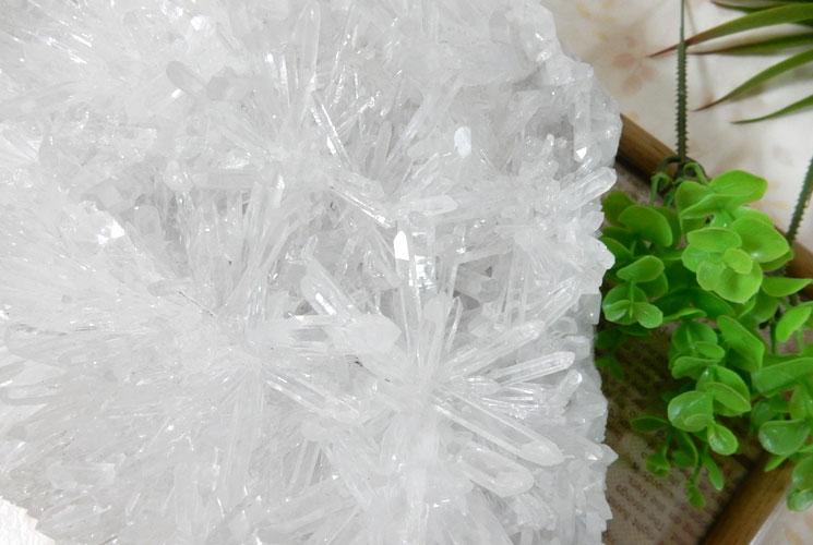 四川省産水晶クラスター-6