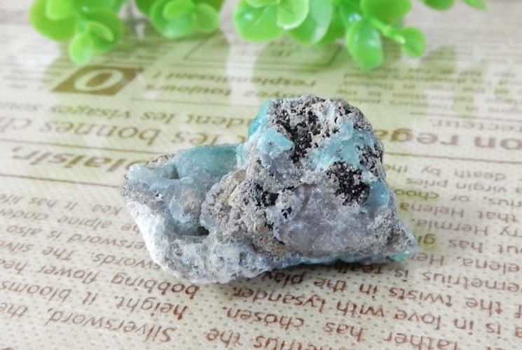 メキシコ産 スミソナイト 原石-1