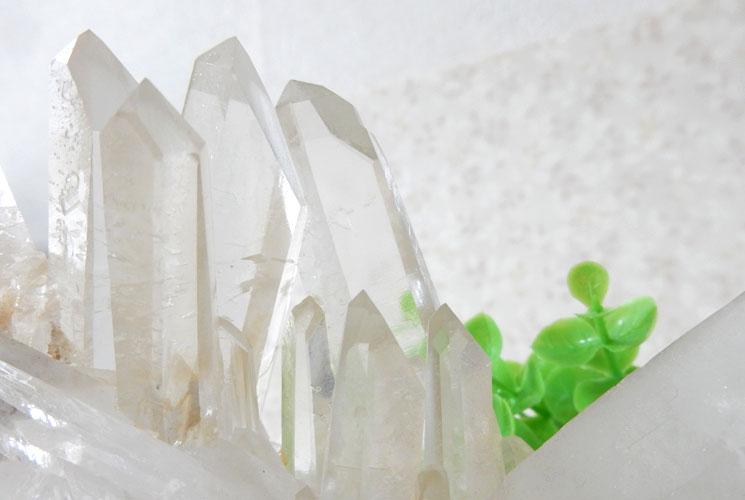 ブラジル産クォーツ(水晶) 原石-10
