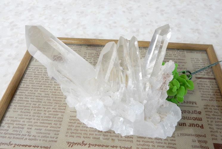 ブラジル産クォーツ(水晶) 原石