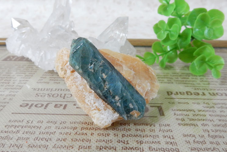 グリーンブルートルマリン 原石
