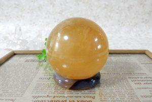 カルサイト 丸玉(スフィア)(15-gs0730-02)