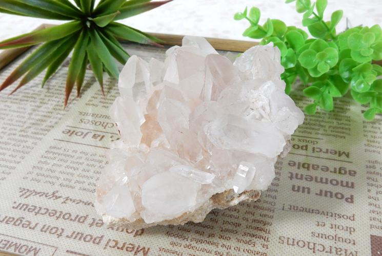ヒマラヤ産水晶クラスター-2