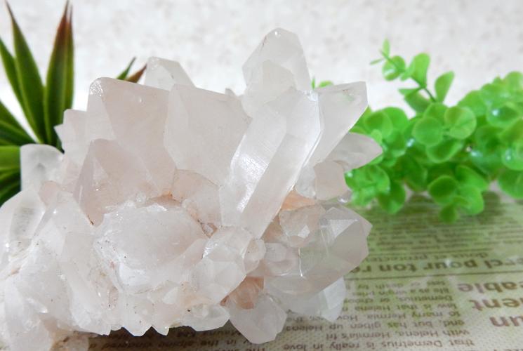ヒマラヤ産水晶クラスター-5