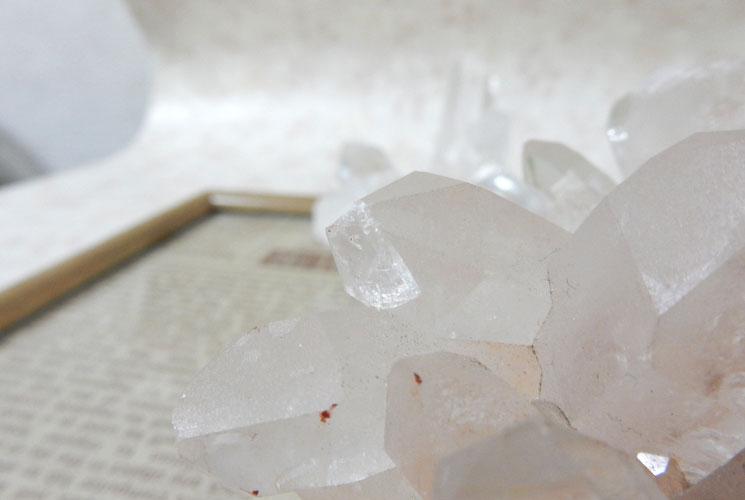 ヒマラヤ産水晶クラスター-7