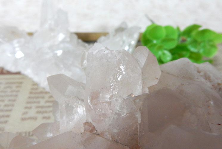 ヒマラヤ産水晶クラスター-8