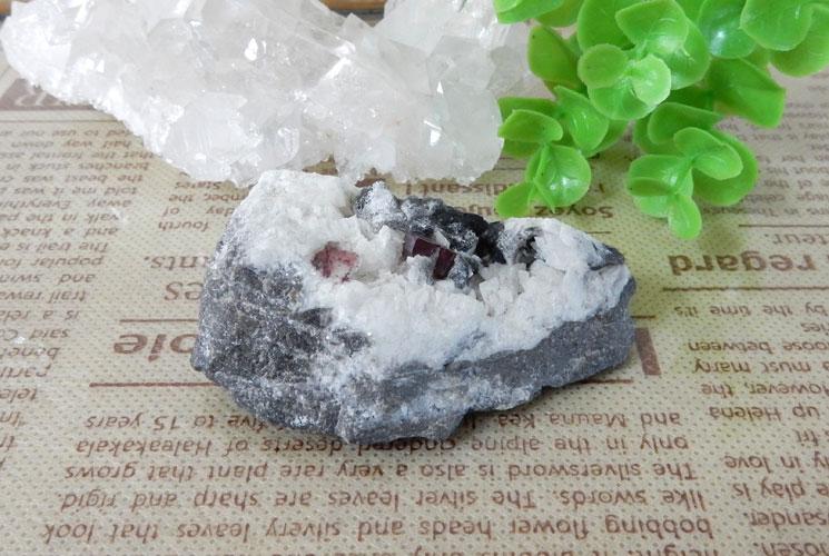 ブラジル産ガーネット 原石