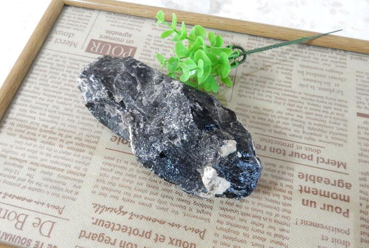 ロシア産モリオン(黒水晶)ポイント-0