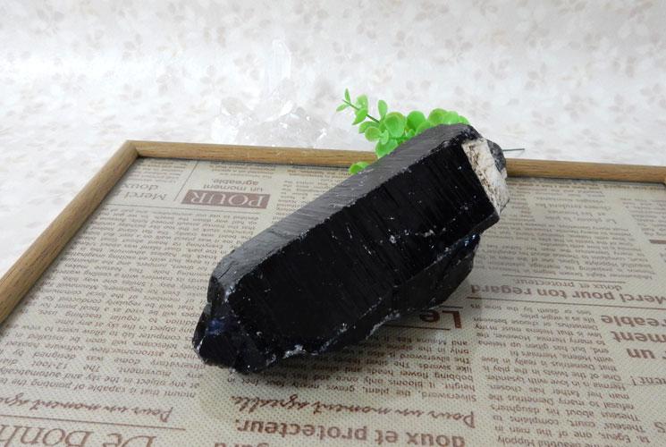ロシア産モリオン(黒水晶)ポイント-2