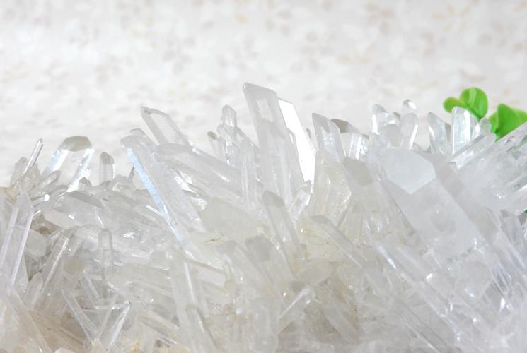 四川省産水晶クラスター-1