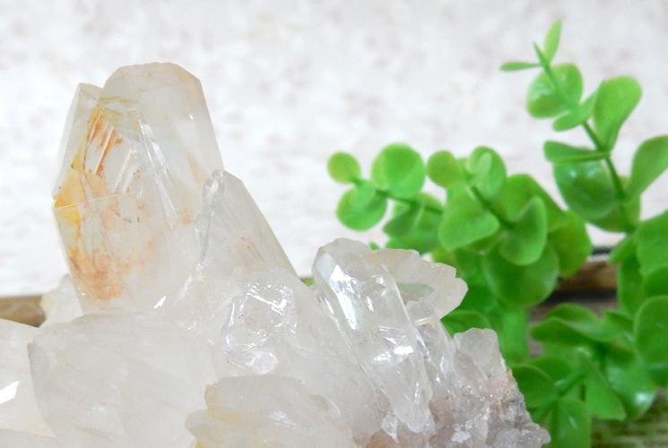 ヒマラヤ産クォーツ(水晶) クラスター-2