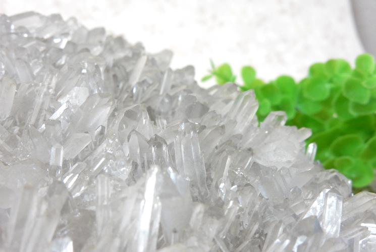 四川省産水晶クラスター-0