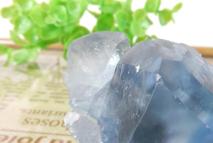 マダガスカル産セレスタイト 原石-3
