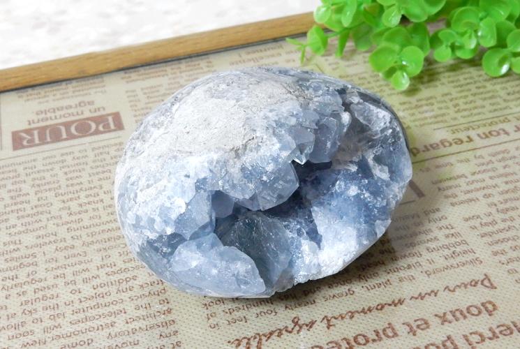 マダガスカル産セレスタイト原石-0