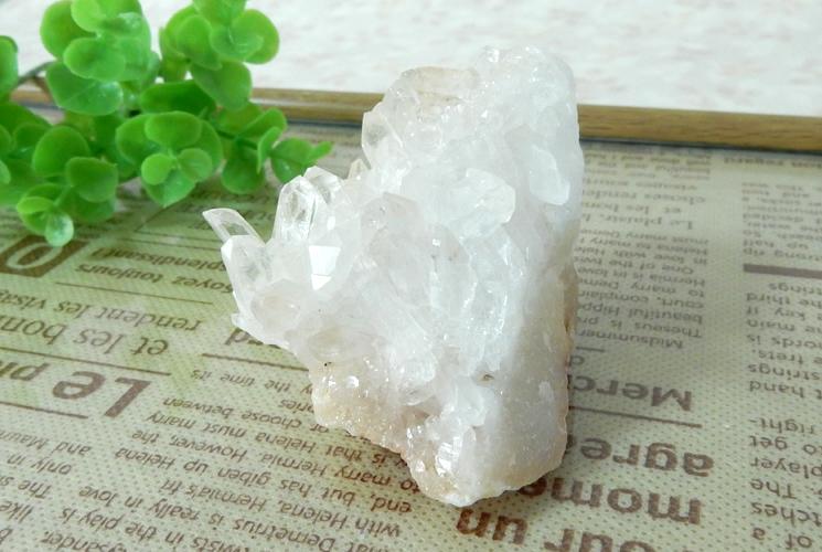 ヒマラヤ産クォーツ(水晶) クラスター-0