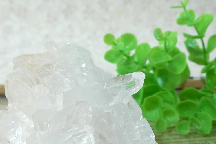 ヒマラヤ産クォーツ(水晶) クラスター-1