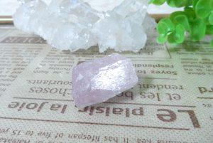 クンツァイト原石(15-gs1102-03)