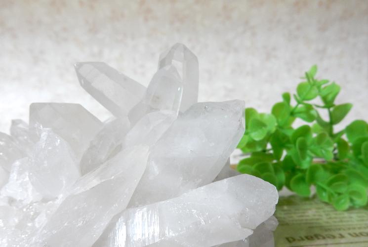 ヒマラヤ産クォーツ(水晶)のクラスター-3