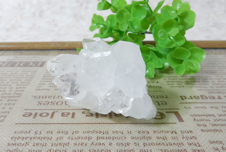 インド産アポフィライト原石