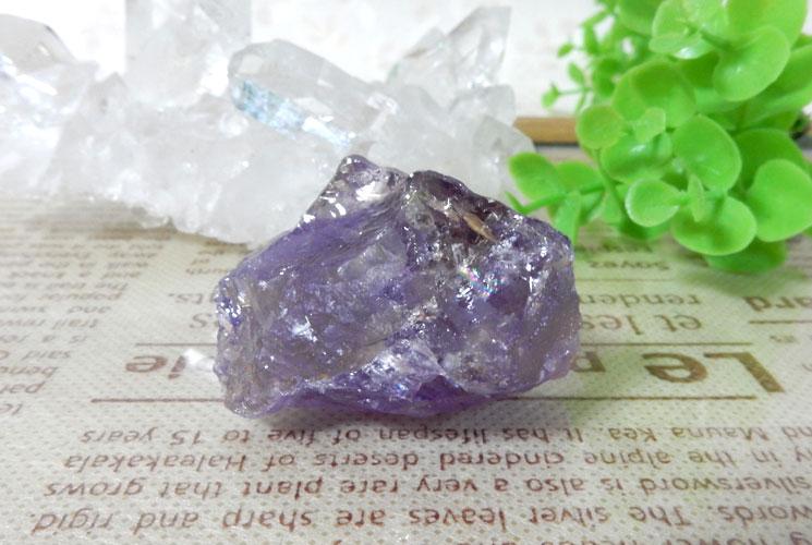 モザンビーク産アメトリン原石-0