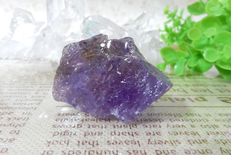 モザンビーク産アメトリン原石