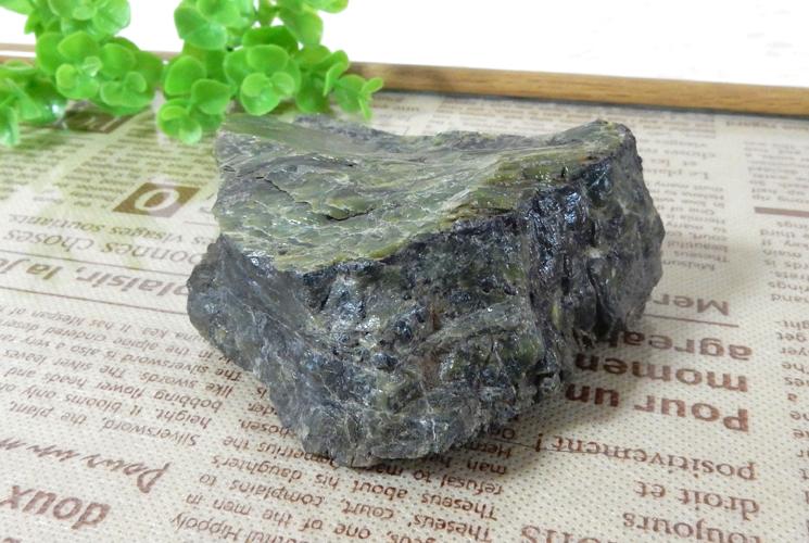 ネフライトの原石-0