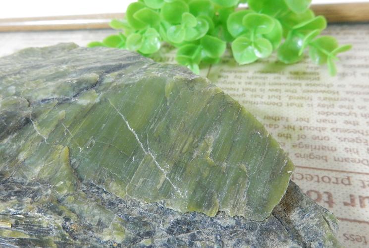 ネフライトの原石-3
