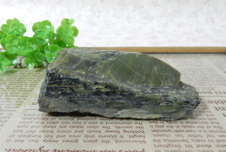 ネフライトの原石-4
