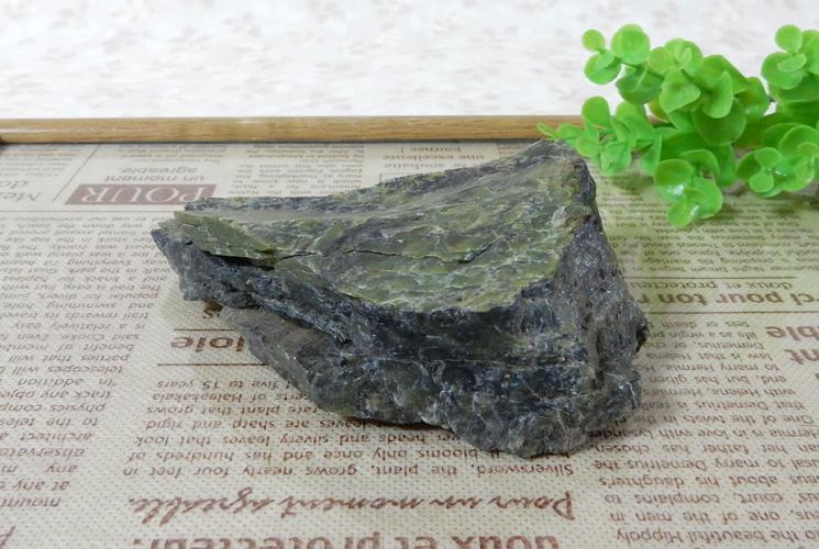 ネフライトの原石