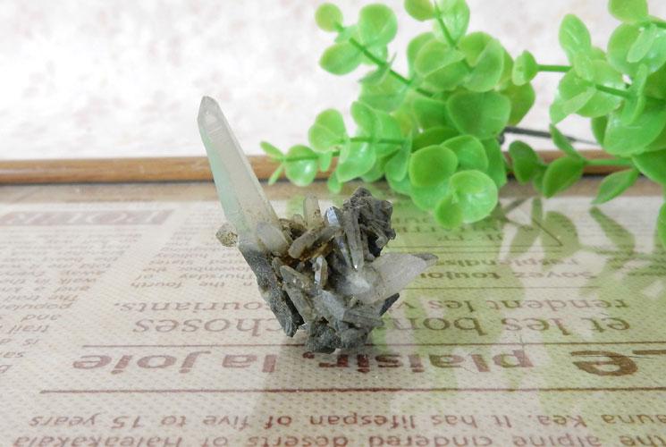 ヒマラヤ産クォーツ(水晶)ミニクラスター-0