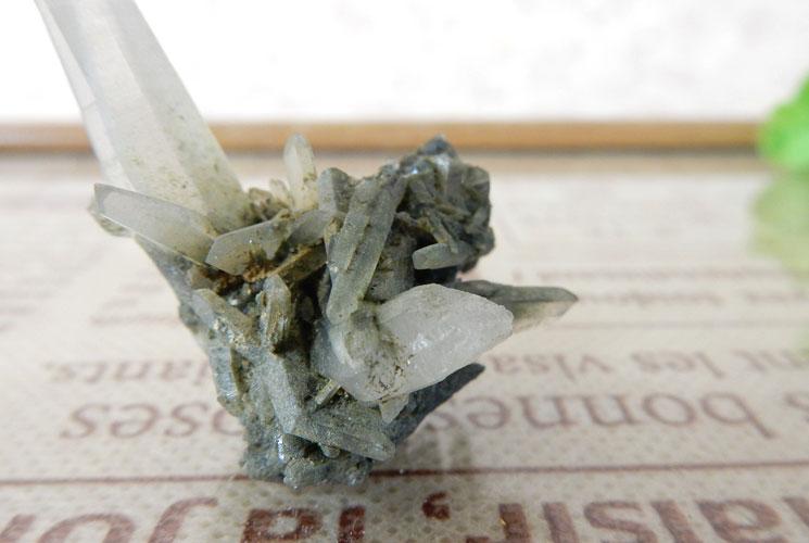 ヒマラヤ産クォーツ(水晶)ミニクラスター-2