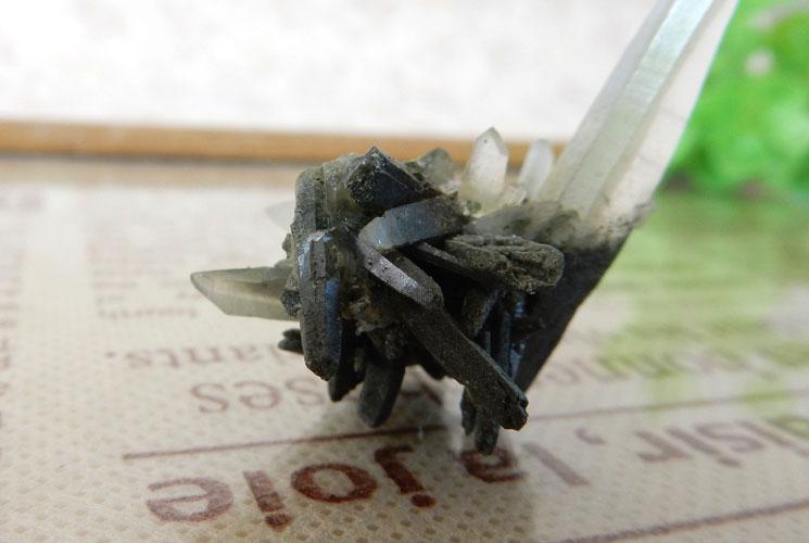 ヒマラヤ産クォーツ(水晶)ミニクラスター-3