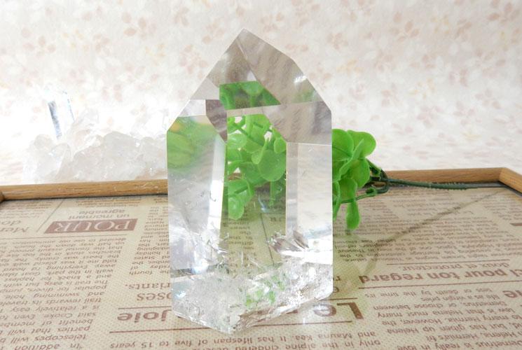 ブラジル産クォーツ(水晶)のポイント-0