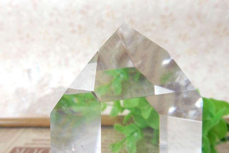 ブラジル産クォーツ(水晶)のポイント-2