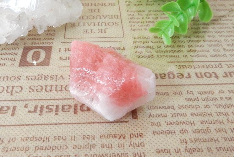 メキシコ産ピンクカルサイトの原石