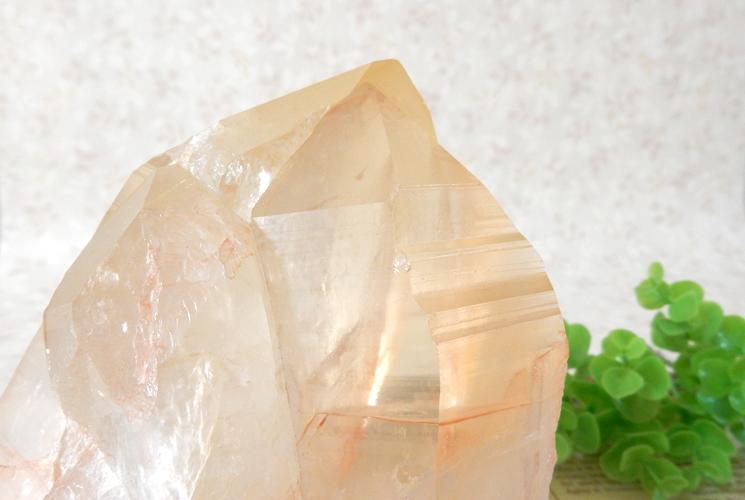 ヒマラヤ産水晶のクラスター-0