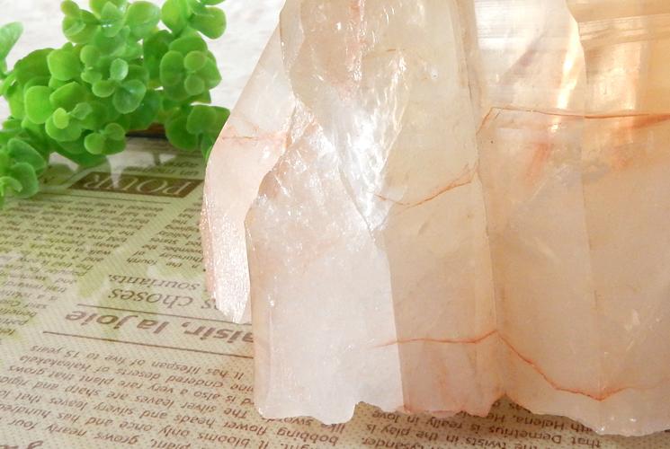 ヒマラヤ産水晶のクラスター-2