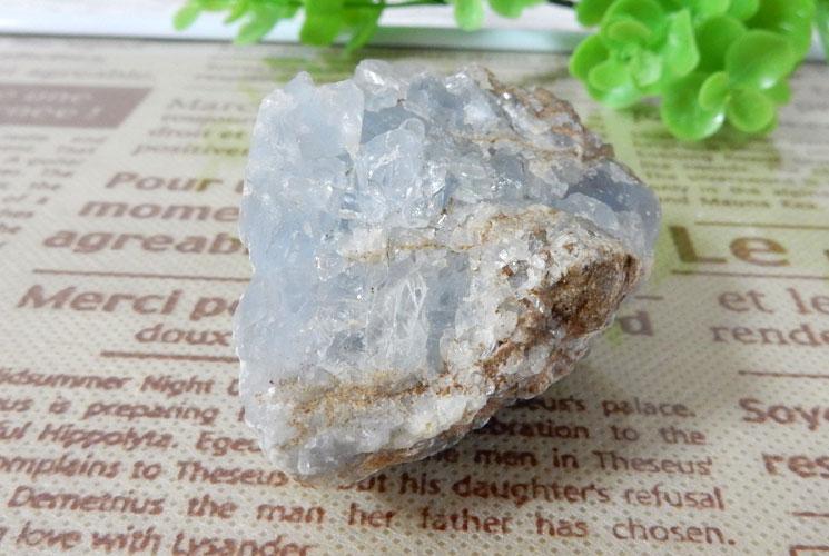 マダガスカル産セレスタイト 原石-0