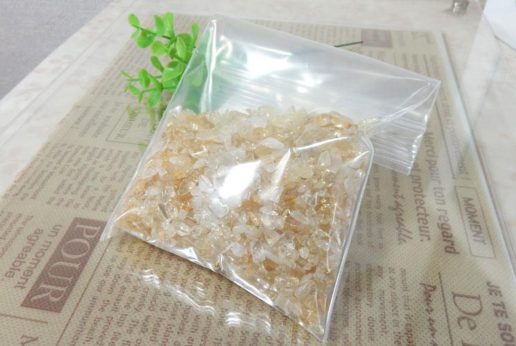 ブラジル産シトリン さざれ石(200g)-1