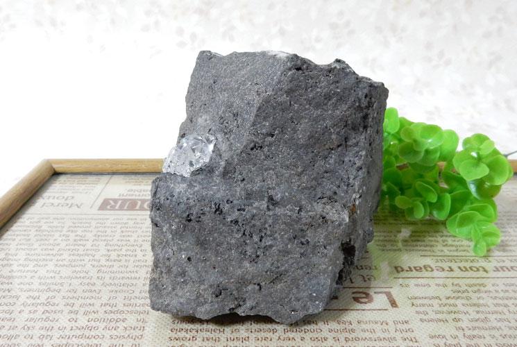 ニューヨーク産母岩付ハーキマーダイヤモンドの原石-0