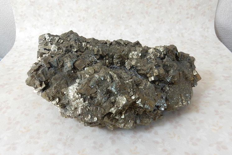 ペルー産パイライトのビッグ原石